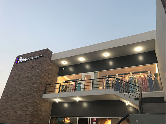 Boutique de vestidos de noche en leon