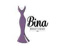 Logo de Bina Boutique