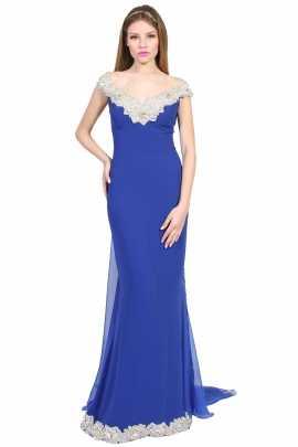 13f77521c vestidos azul rey en venta